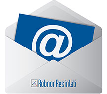 Robnor ResinLab mailing list symbol