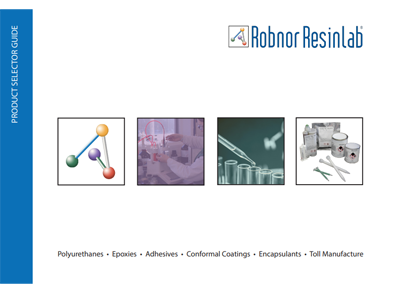 Robnor ResinLab Selector Guide Front Cover.